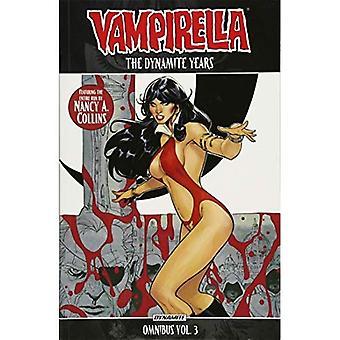 Vampirella: La Dynamite ans Omnibus Vol. 3