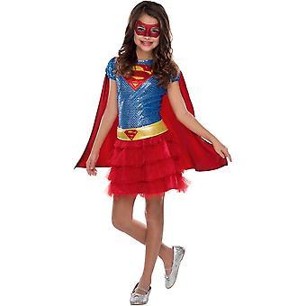 Supergirl Child Costume - 12439