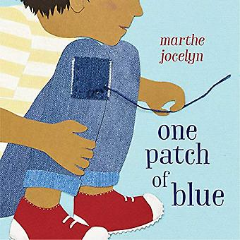 One Patch of Blue [Board book]