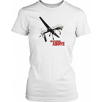 Predator Drone - Death from Above Poster Ladies T Shirt