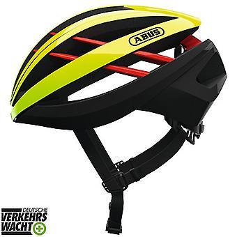 Abus Aventor bike helmet / / neon yellow