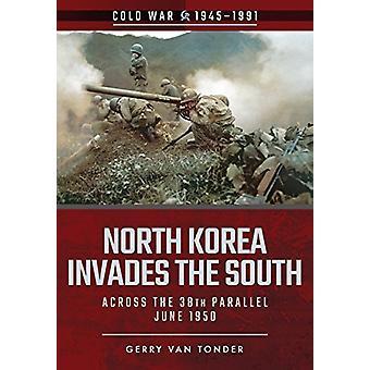 Nordkorea dringt in den Süden - über die 38. Breitengrades - Juni 1950 b