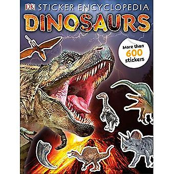Sticker Encyclopedia Dinosaurs: Includes more than 600 Stickers