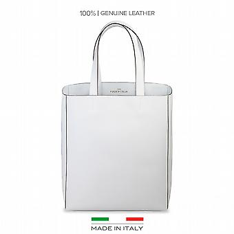 Made in Italia shopping bags FOSCA women white