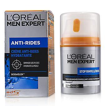 L'Oreal menn Expert anti-Rimpel fuktighetsgivende creme-50 ml/1.7 oz