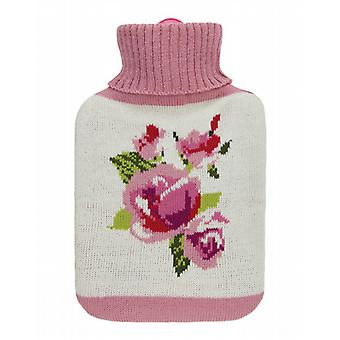 Aroma Home Fragranced Hot Water Bottle: Roses
