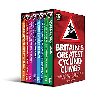 Britain's Greatest Cycling Climbs - 9780711237100 Book