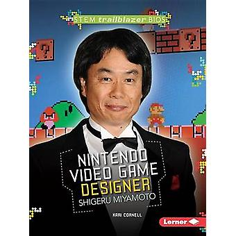 Nintendo Video Game Designer Shigeru Miyamoto by Kari Cornell - 97814