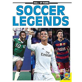 Soccer Legends by Blaine Wiseman - 9781489652706 Book