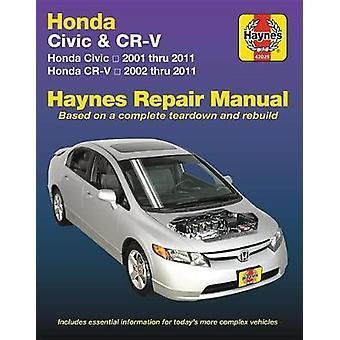 Honda Civic (01-11) and Cr-V (02-11) (Update Coming Soon) - 978162092