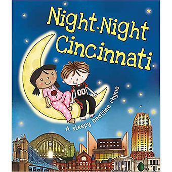 Night-Night Cincinnati by Katherine Sully - 9781492655060 Book