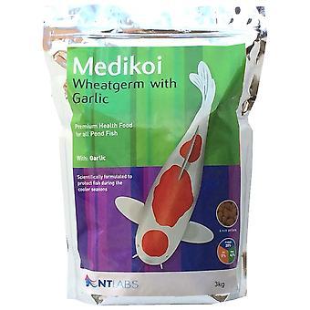 NT Labs Medikoi Wheatgerm With Garlic Junior 750g (3mm)