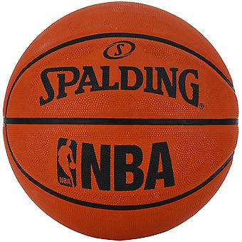 Spalding NBA Tan Basketball Tamaño 5