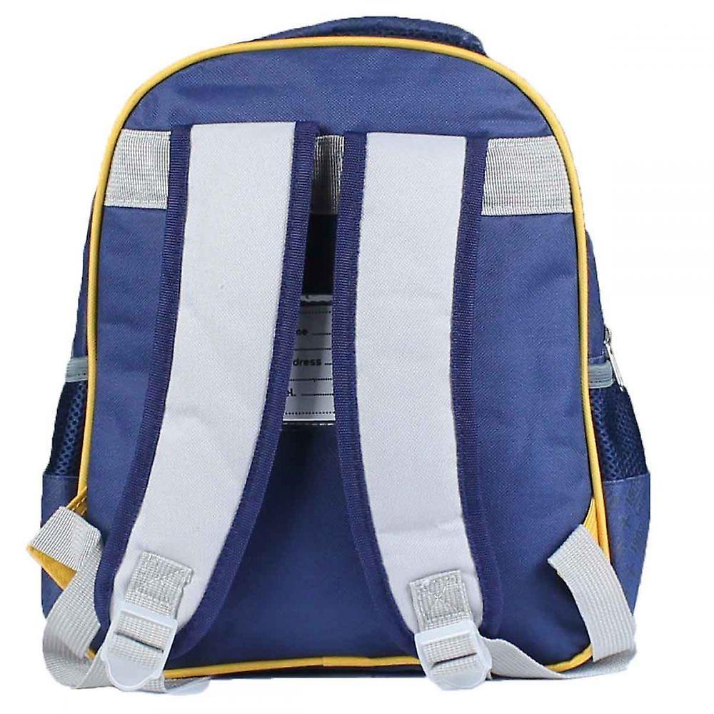 Real Madrid Junior Ryggsäck Skolväska Väska 31 x 28 x 10 cm
