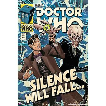 Poster - Studio B - Doctor Who - Silence Will Fall Wall Art P5610