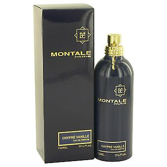 Montale chypre Vanille Eau de Parfum Spray från Montale 100 ml