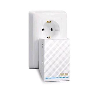 Asus rp-ac52 wireless-ac750 gamma extender 300mbs 2,4 ghz 433mbps 5ghz