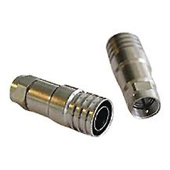 Hirschmann For crimping F connector 10mm (DIY , Electricity)