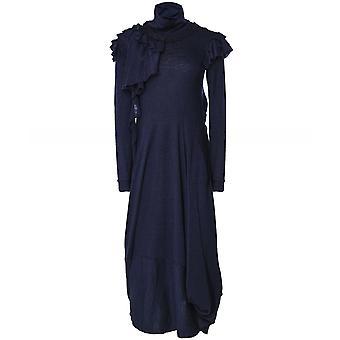 High Daring Wool Jersey Dress