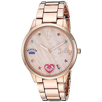 Juicy Couture Clock Woman Ref. JC/1016RMRG