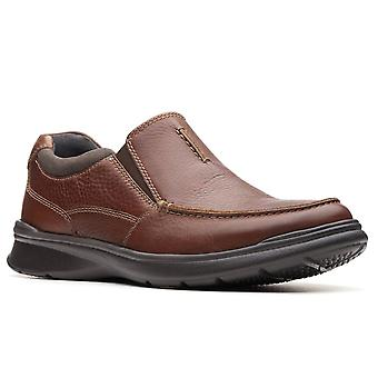 Clarks Cotrell gratis menns casual slip on sko
