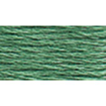 Dmc Pearl Cotton Skeins Size 5  27.3 Yards Blue Green 115 5 502