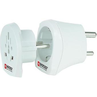 Travel adapter Combo World to India Skross 1.500215