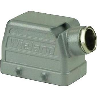 Wieland 70.350.1028.0 99.709.6046.6 Industrial Connector, 10 Pin + PE Housing top section
