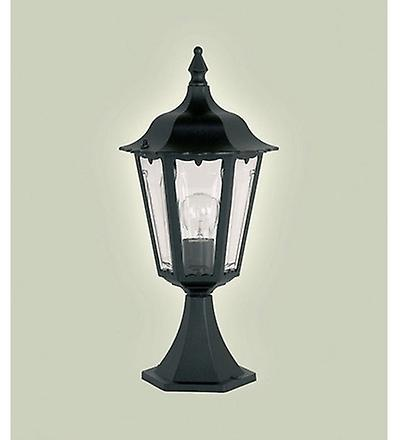Endon YG-3006 Exterior Post Lamp In Black
