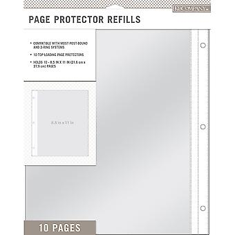 K&Company Page Protector Refills 8.5