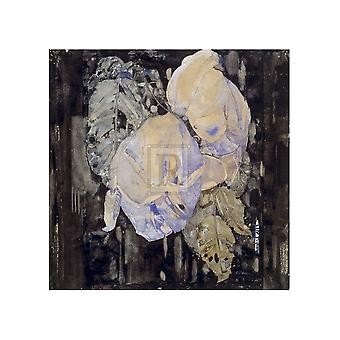 Faded Roses Poster Print by Charles Rennie Mackintosh (20 x 24)
