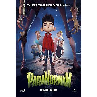 ParaNorman Movie Poster (11 x 17)