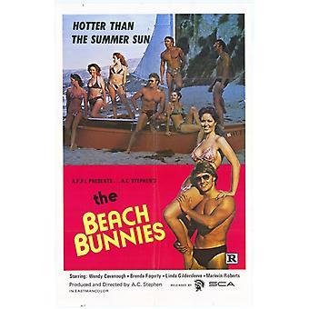 The Beach Bunnies Movie Poster (11 x 17)