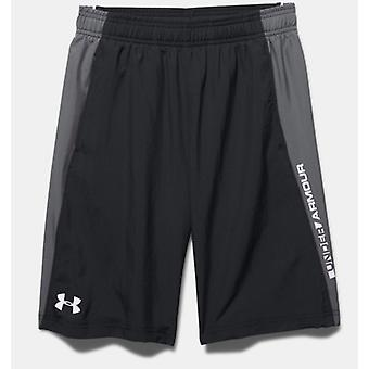Under Armour zwart vaardigheid korte Tech jongens 1271900-001