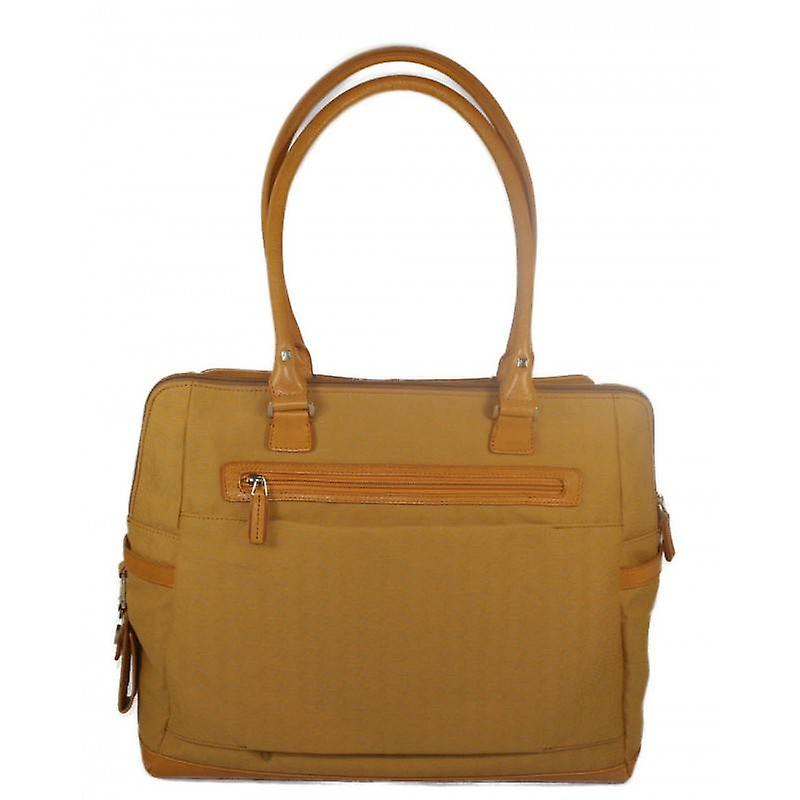 Piquadro - Business Bag - yellow