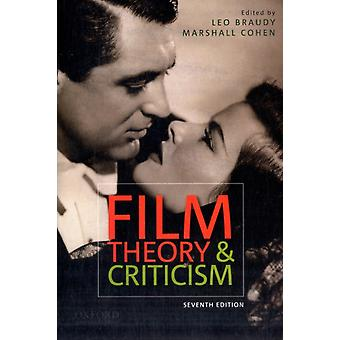 Film Theory and Criticism (Paperback) by Braudy Leo Cohen Marshall