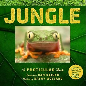 JUNGLE (Photicular) (Hardcover) by Kainen Dan Wollard Kathy