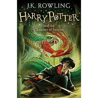 Harry Potter and the Chamber of Secrets: 2/7 (Harry Potter 2) (Paperback) by Rowling J. K.