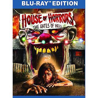 Casa de los horrores: puertas de importación de Estados Unidos del infierno [Blu-ray]