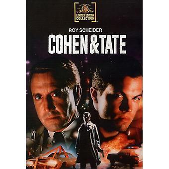 Cohen & Tate [DVD] USA importeren