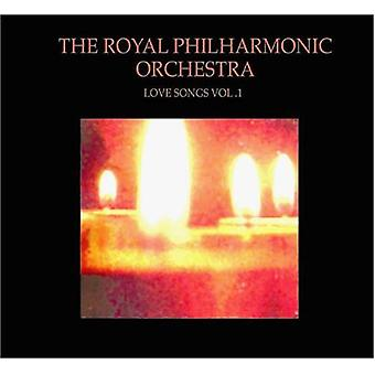 Royal Philharmonic Orchestra - Love Songs, Vol. 1 [CD] USA import