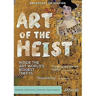 Art of the Heist [DVD] USA import