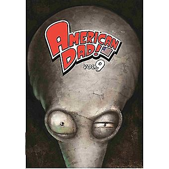 American Dad 9 [DVD] USA import
