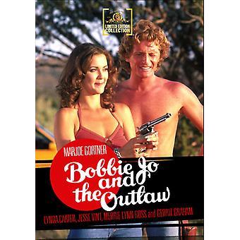 Bobbie Jo & de Outlaw [DVD] USA importeren