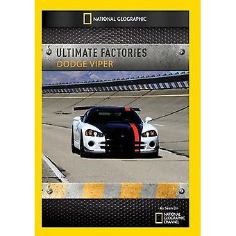 Ultimative Fabriken: Dodge Viper [DVD] USA importieren