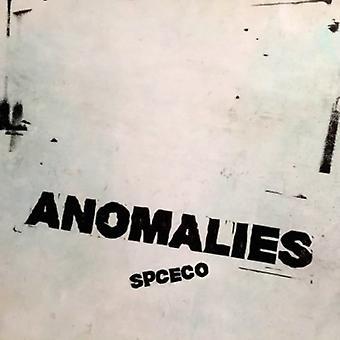 SPC øko - anomalier [Vinyl] USA importerer
