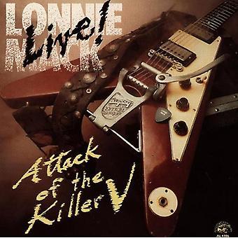 Lonnie Mack - Live-Attack of the Killer V [CD] USA import