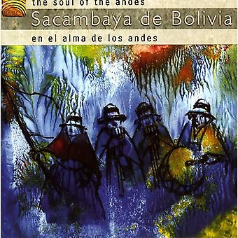 Sacambaya De Bolivia - Soul of the Andes [CD] USA import