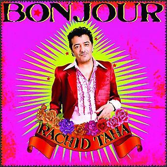 Rachid Taha - Bonjour [CD] USA import