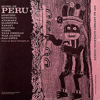 Music of Peru - Music of Peru [CD] USA import